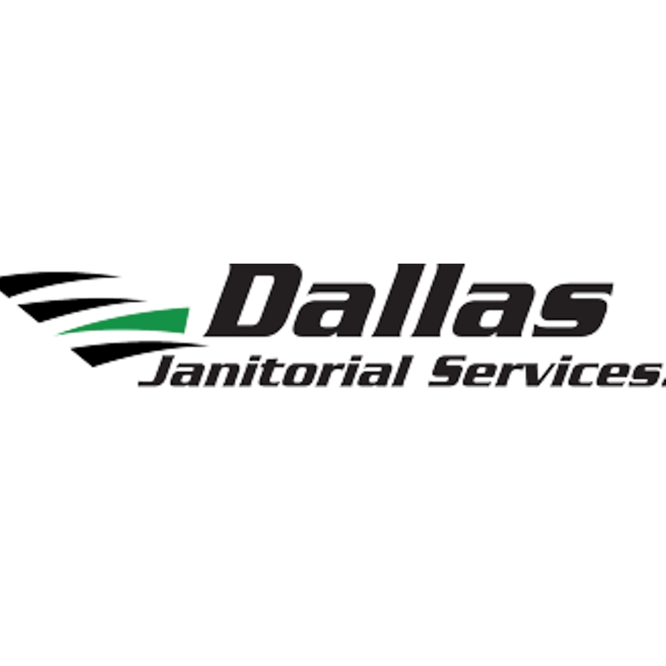 Dallas Janitorial Services Logo Large