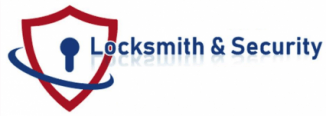 Locksmith and Security Logo